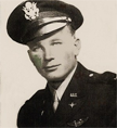 Bob Holcomb while in the Army Air Corp