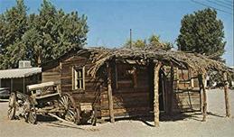 Wyatt Earp's home in Earp