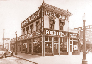 Ford Lunch