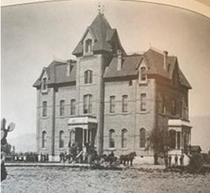 Chaffey College 1885