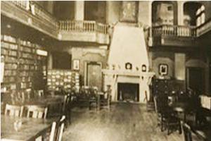 First Chaffey Library