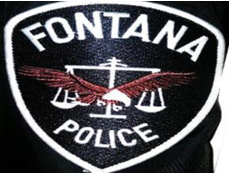 Some have noted the similarity between the eagle depicted on the Fontana Police Department patch above and the eagle on the Nazi military patch shown below.